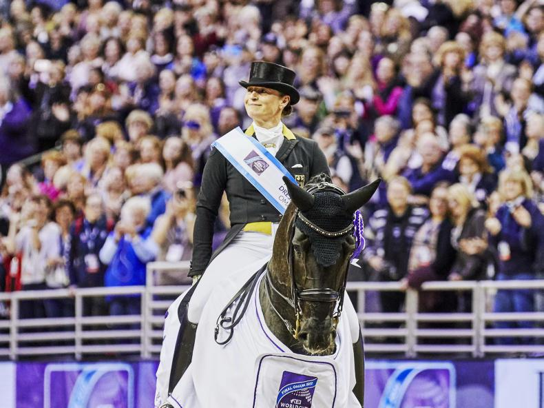 The flags of seven nations will fly in Denmark for FEI opener