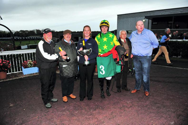 MARGIE McLOONE: Downpatrick - good racing, good craic