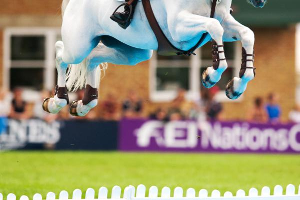Hutchinson takes Puissance success
