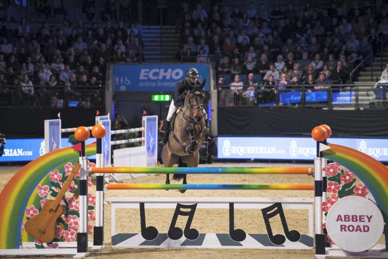 LIVERPOOL INTERNATIONAL HORSE SHOW:  Irish early bird offer - 20% off