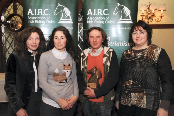 AIRC gives posthumous award to Shellie Murtagh