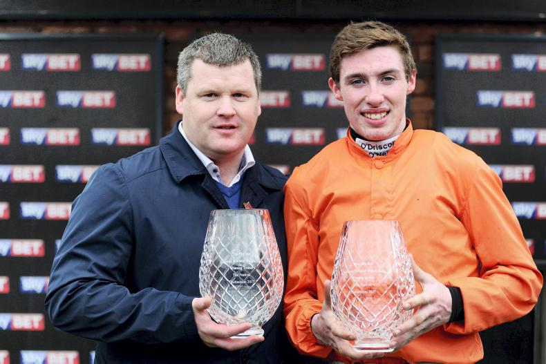 Danny Mullins secures Grand National glory in America