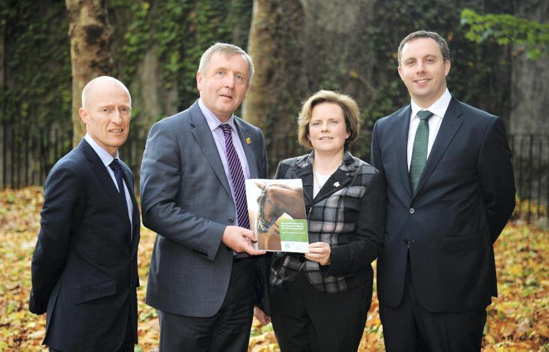 NEWS: Creed launches UCD Report on Irish Sport Horse industry