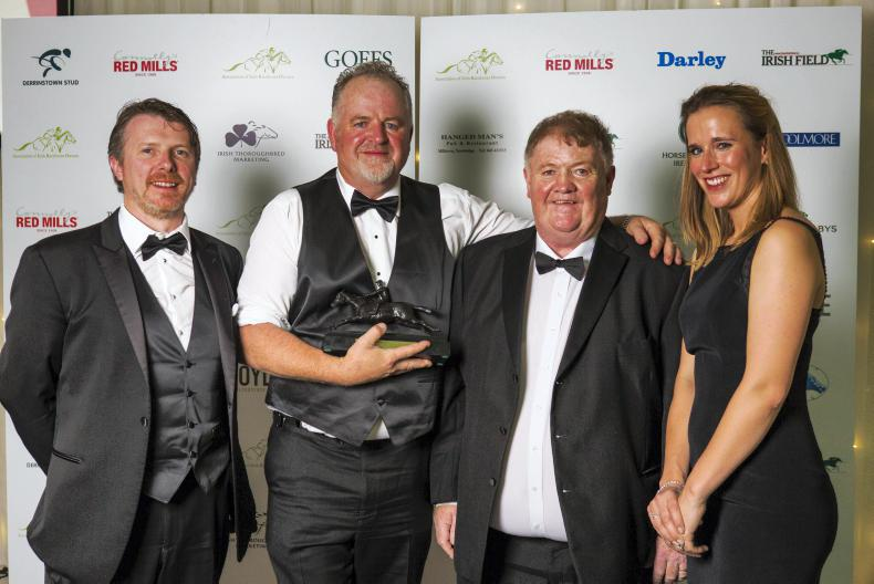 VIDEO: Big night for racehorse owners