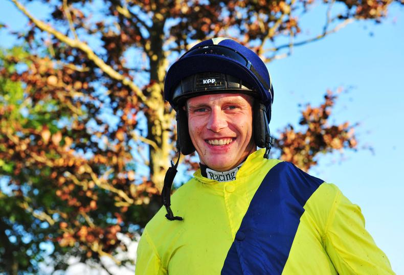 AMERICA: Townend joins the winners club
