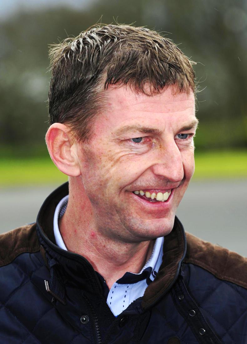 TALKING TRAINER: Gavin Cromwell
