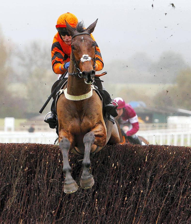 Long Distance Hurdle plan for Thistlecrack before King George defence