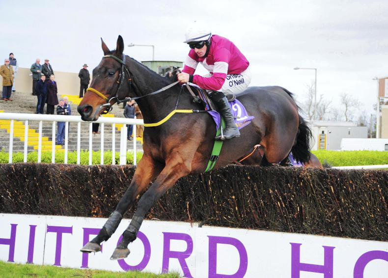 WEXFORD MONDAY: A Genie In Abottle one of magic four-timer
