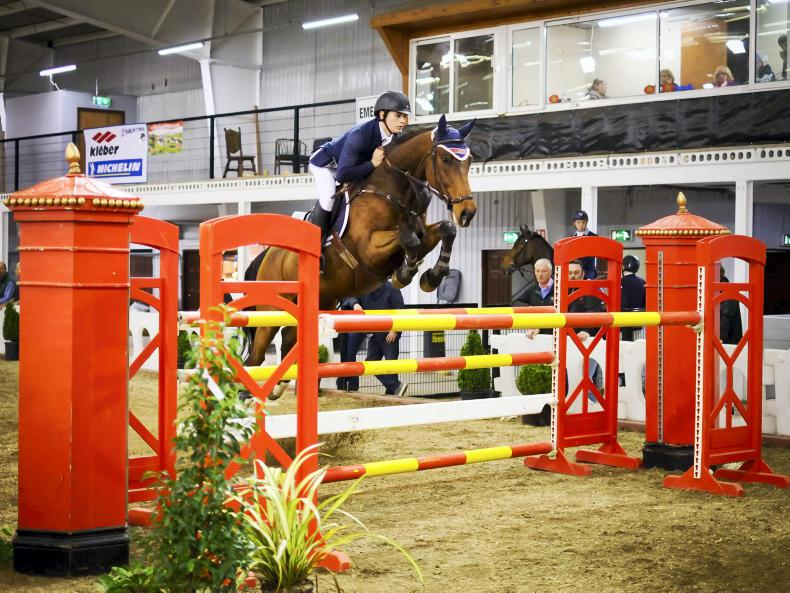 AROUND THE COUNTRY:  Leading rider honours for Hughes Bravo and Foley