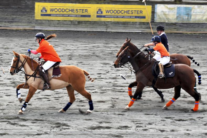 POLO:  RITS teamwork secures Novice Cup win