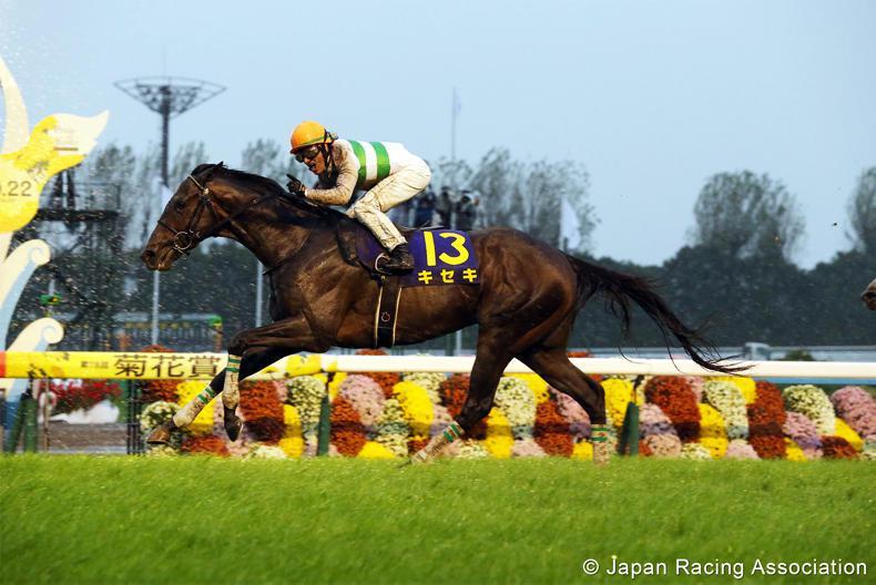 JAPAN: Kiseki takes final classic of the year