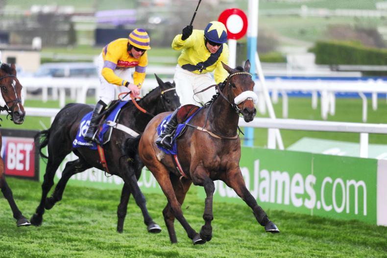 Tully East set for Cheltenham repeat bid