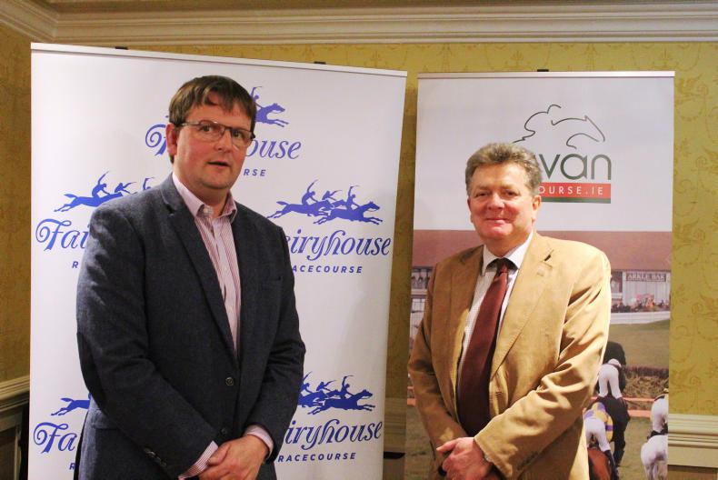 The Royal County hosts jumps season launch