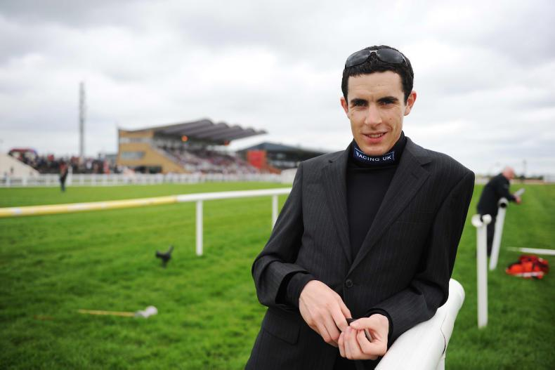 AIDAN COLEMAN :  A chance to Conquer at Ascot