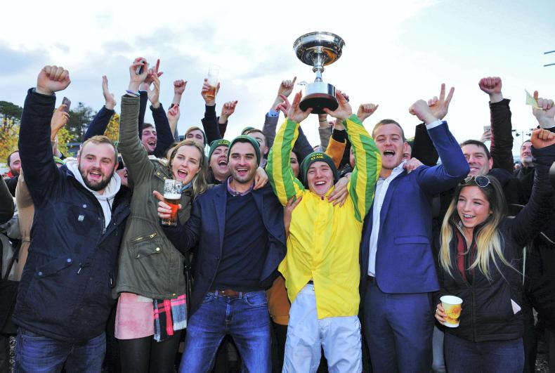 NAAS SUNDAY: Fox swamps rivals to claim the November Handicap
