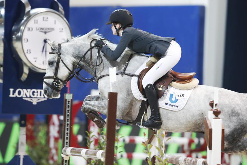 INTERNATIONAL: Sweetnam racks up yet another win