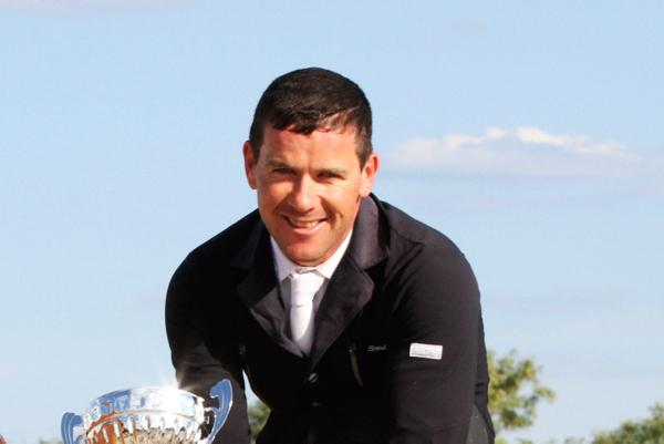 Swail wins Longines Trophy of La Coruna