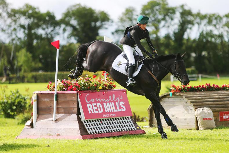 EVENTING NATIONAL CHAMPIONSHIPS: Keogh is the Master in Tattersalls