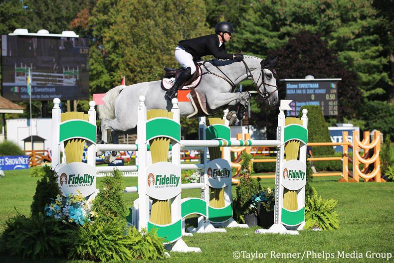 INTERNATIONAL: Sweet result for Sweetnam and Gallagher