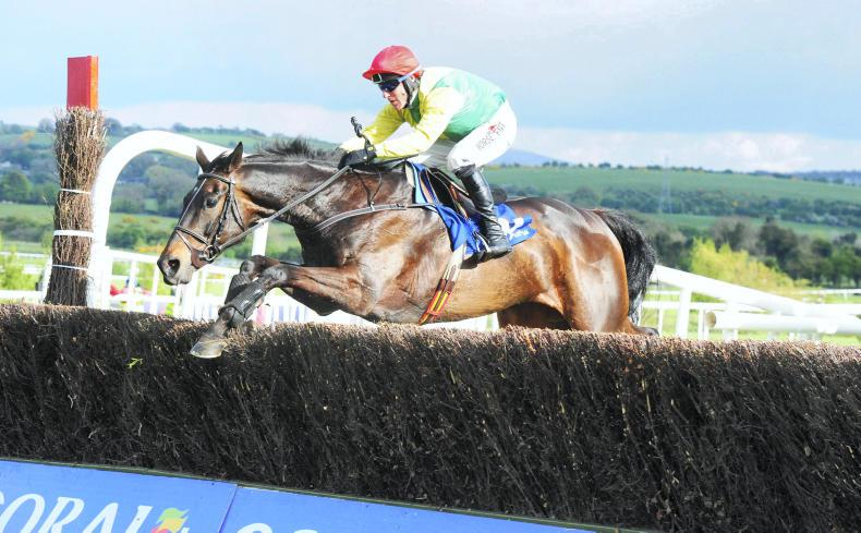Sizing John features on King George list