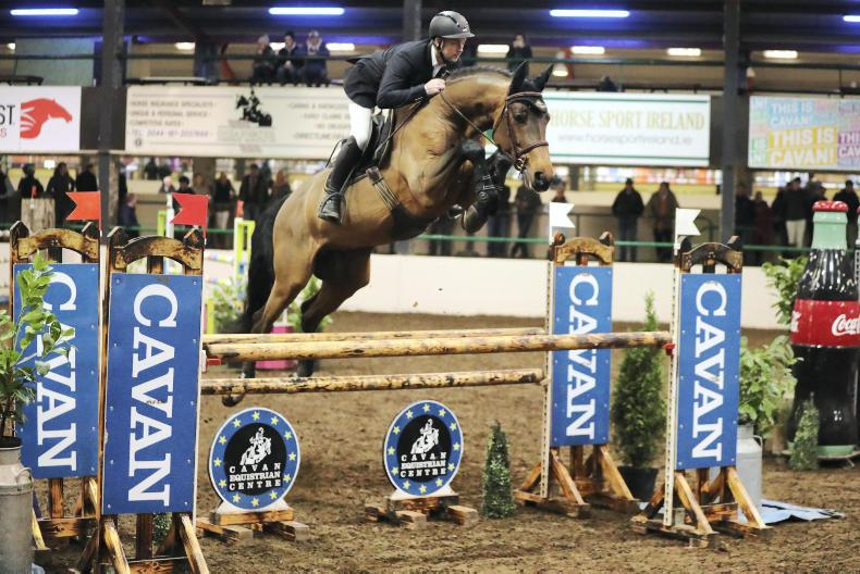 NEWS: Cavan international underway
