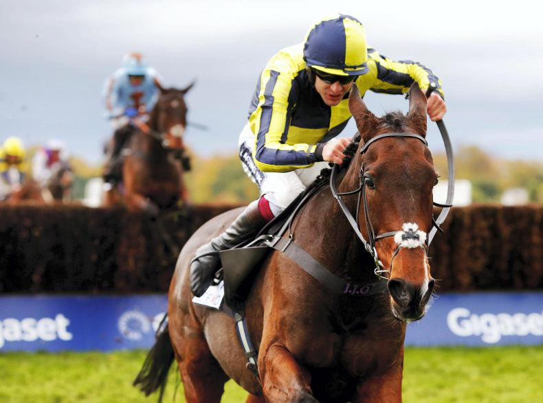 AIDAN COLEMAN: Mont Royale steps up