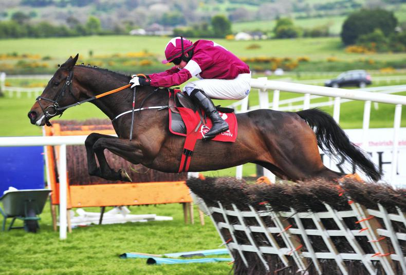 Mengli Khan claims For Auction honours at Navan