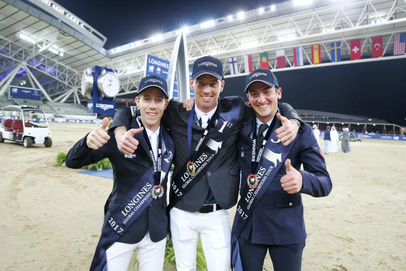 INTERNATIONAL: Delight for home crowd in Doha