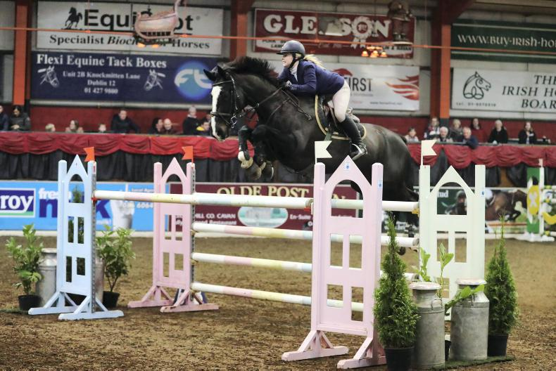 CAVAN INTERNATIONAL: Mackenzie win Cavan International Grand Prix