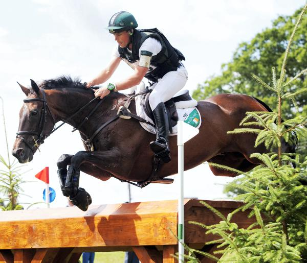 Runaway victory for Watson and Horseware Lukeswell