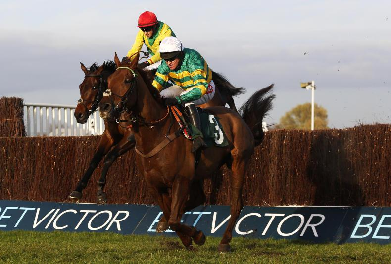 BRITAIN: Impressive Finian's proves a poignant winner