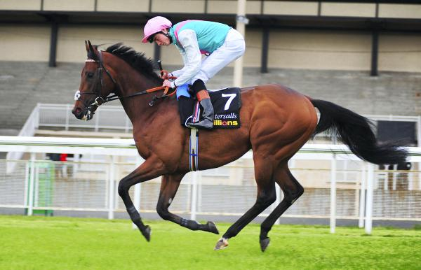 Kingman to pounce for Group 1 four-timer