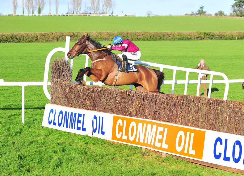 CLONMEL THURSDAY: Gigginstown lands a 1-2-3 in the Clonmel Oil Chase