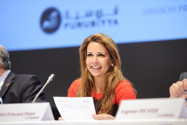Princess Haya leaves way open for new FEI president