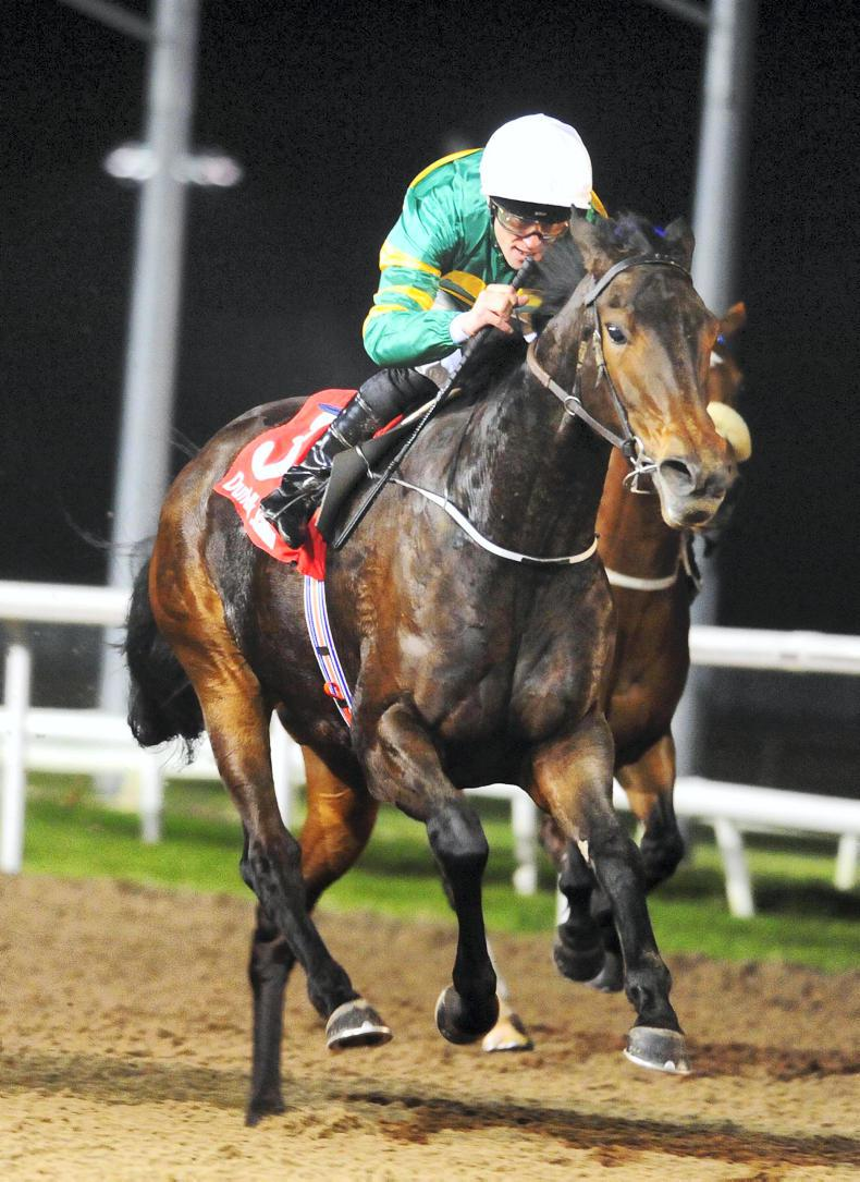 Clear Skies continues on her upward curve at Dundalk