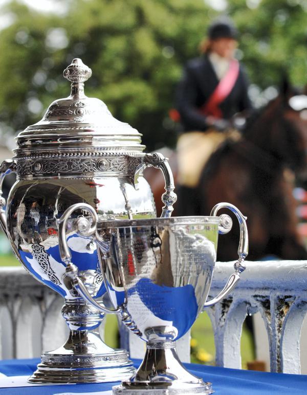 Discover Ireland Dublin Horse Show Results