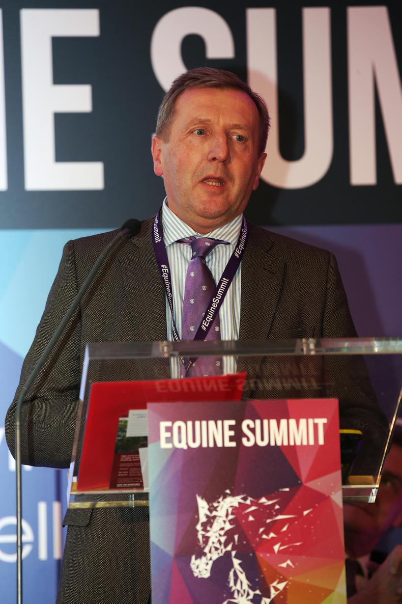EQUINE SUMMIT: Minister underlines national importance of bloodstock and racing