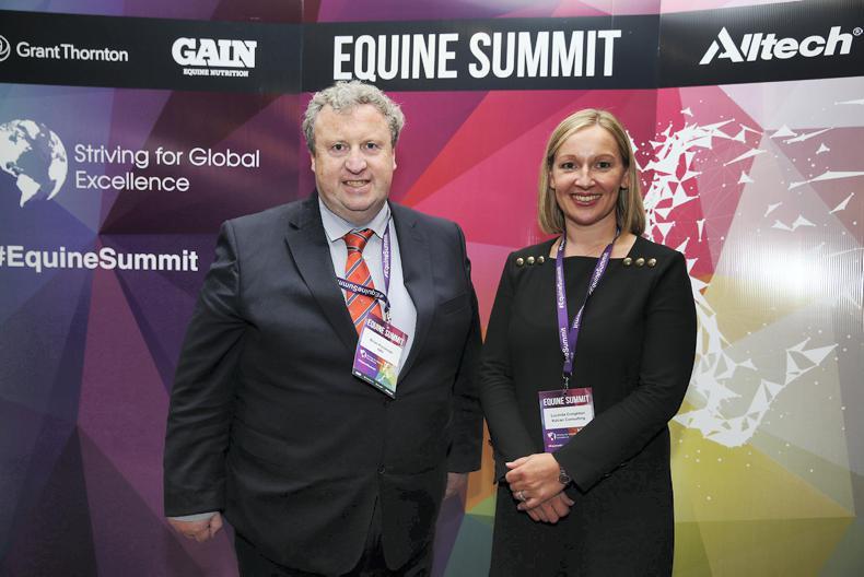 EQUINE SUMMIT: Ireland needs to up ante on industry training