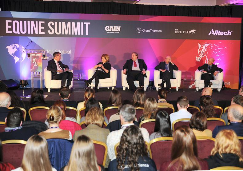 EQUINE SUMMIT:  Logic needed to get Ireland back on top