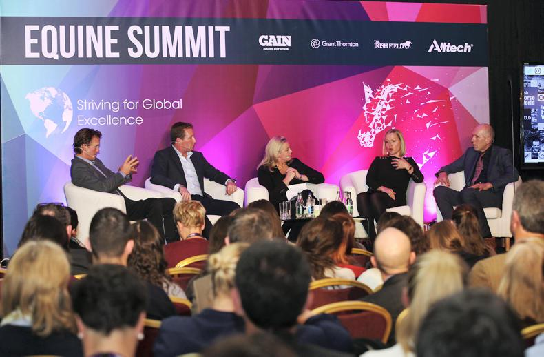 EQUINE SUMMIT:  'We only approve the best' - KWPN