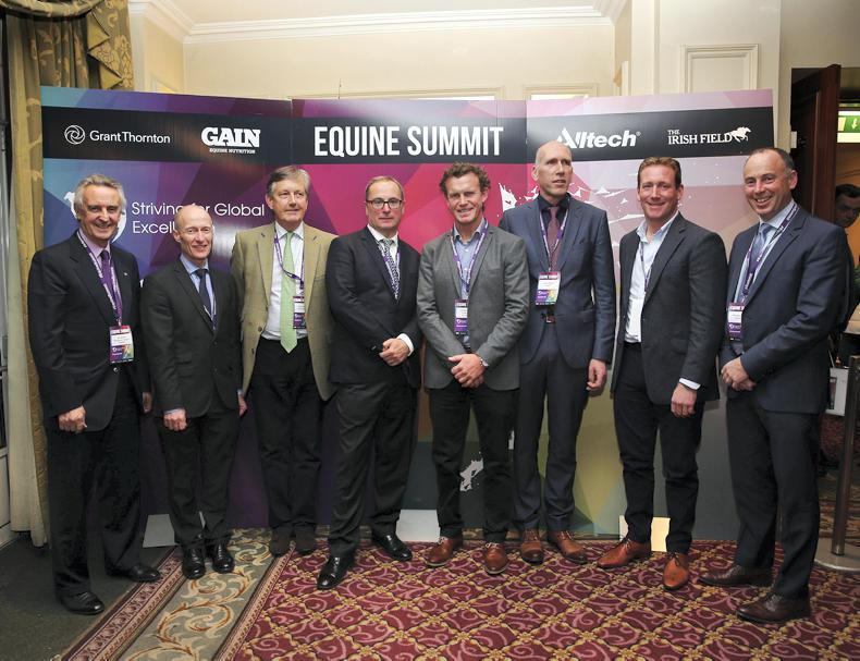 EQUINE SUMMIT: 'You have not slowed down but all else have caught up' - Townend