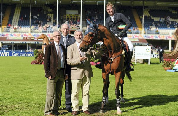 Irish claim seven international classes
