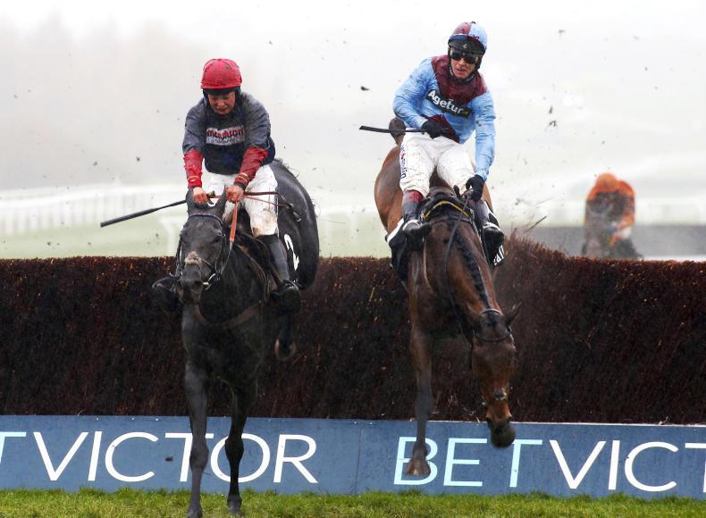 BRITAIN: Double for Nicholls