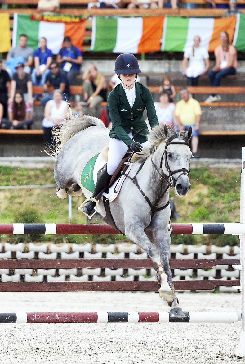 NEWS:  Nations Cup win for Irish pony team