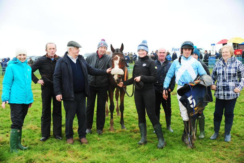 LINGSTOWN SUNDAY - KILLINICK HARRIERS: Impressive win for Johnny Sue