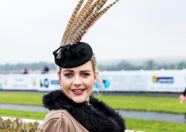 PARROT MOUTH: Turning heads at Navan