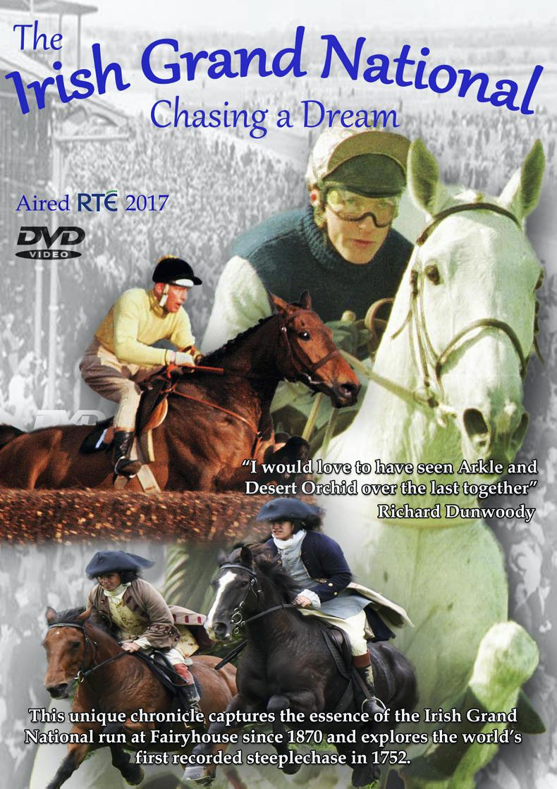 2017 GIFT GUIDE: The Irish Grand National - chasing a dream