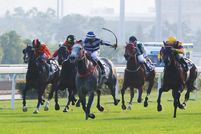 HONG KONG: Fifty Fifty takes the Chevalier Cup and sparks a Teetan treble