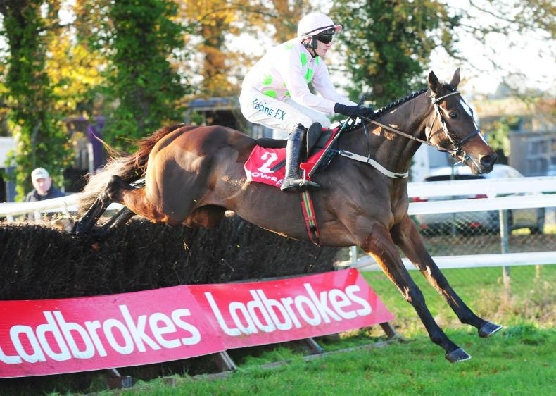 GOWRAN PARK SATURDAY:  Emphatic win by Min