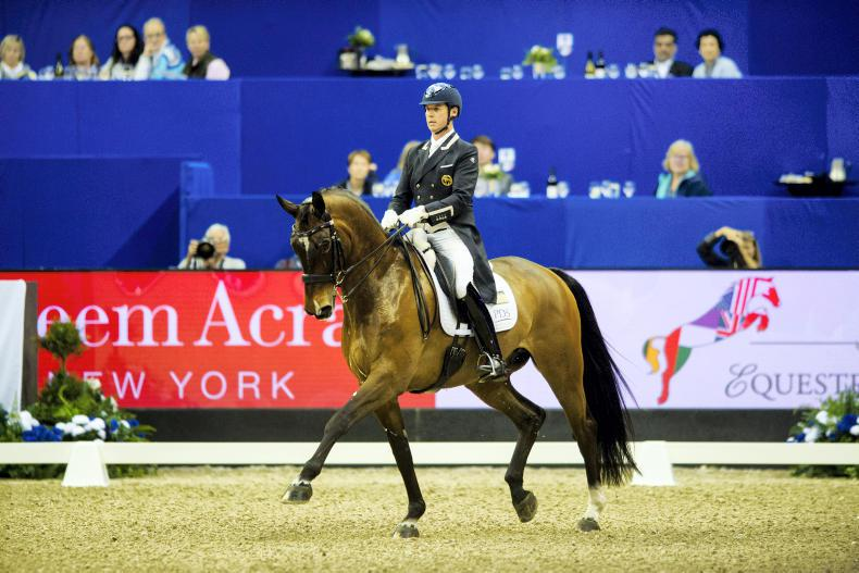 LIVERPOOL INTERNATIONAL:  Dressage stars to appear at Liverpool
